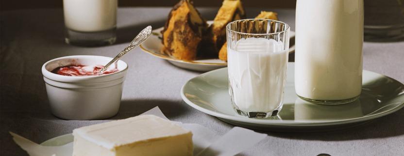 Mlieko a mliečne výrobky
