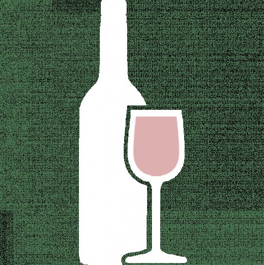 Víno ružové Classic