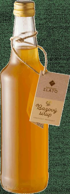 Bazový sirup  / 500 ml