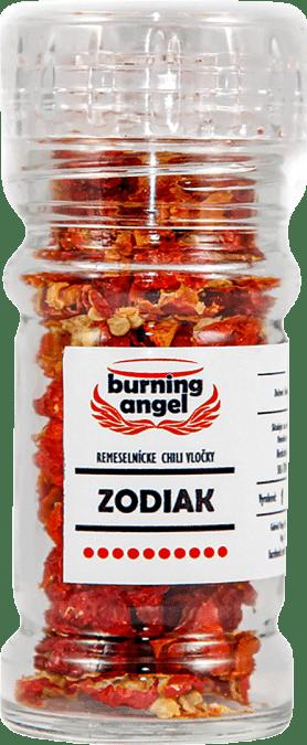 Chili vločky v mlynčenu Burning Angel - Zodiac 10g