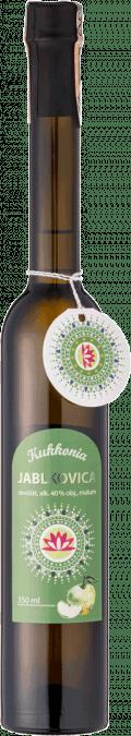 Jablkovica destilát 40 % obj. / 350 ml
