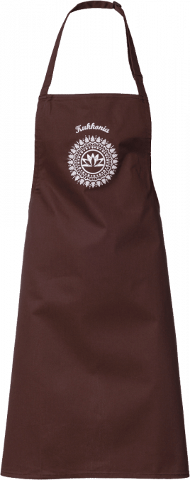 Zástera s logom Kukkonia / hnedá