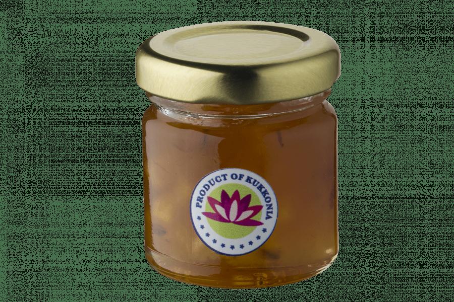 Pečený čaj s medom a kúskami rakytníka 40 g