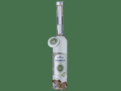 JABLKOVICA destilát 52 % obj. / 0,5 L