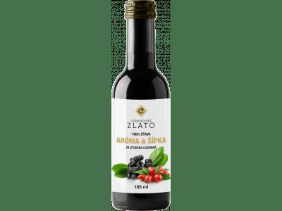 BIO Feketeberkenye-csipkelé / 185 ml