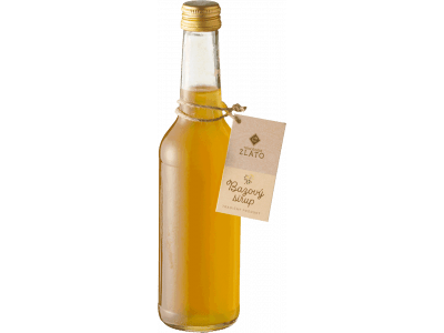 Bazový sirup / 350 ml