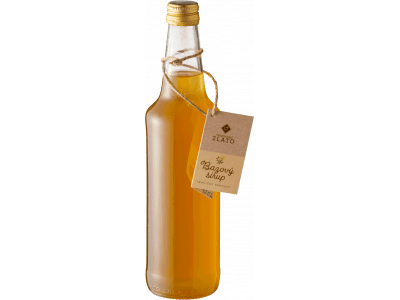 Bazový sirup  / 500 ml