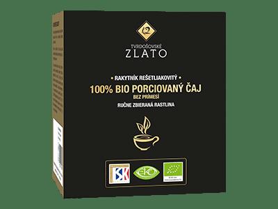 BIO PORCIOVANÝ čaj z rakytníka 60 g