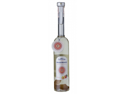 BROSKYŇOVICA destilát 52 % obj. / 0,5 L