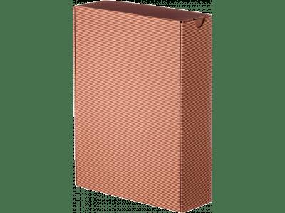 Darčeková krabica bez potlače / červená