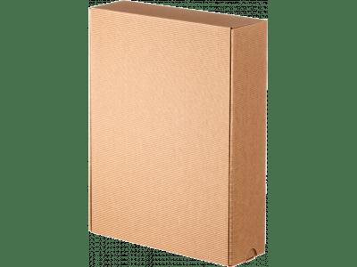 Darčeková krabica bez potlače / hnedá