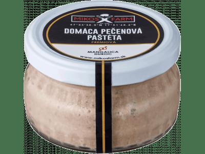 Domáca pečeňová paštéta z mangalice / 200g