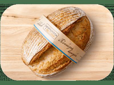 Kváskový chlieb / 600 g