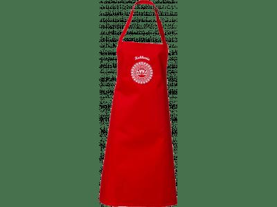 Zástera s logom Kukkonia / červená