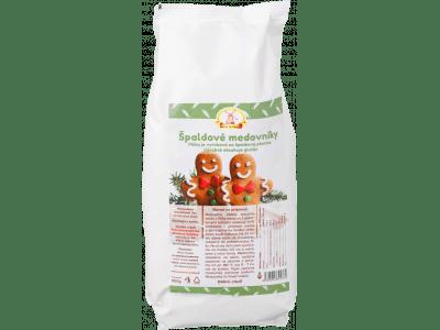 Múčna zmes, špaldové medovníky / 0,5 kg