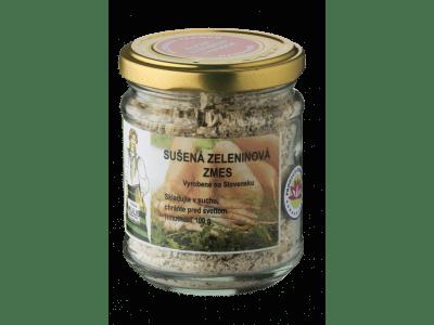 Sušená zeleninová zmes / 100 g